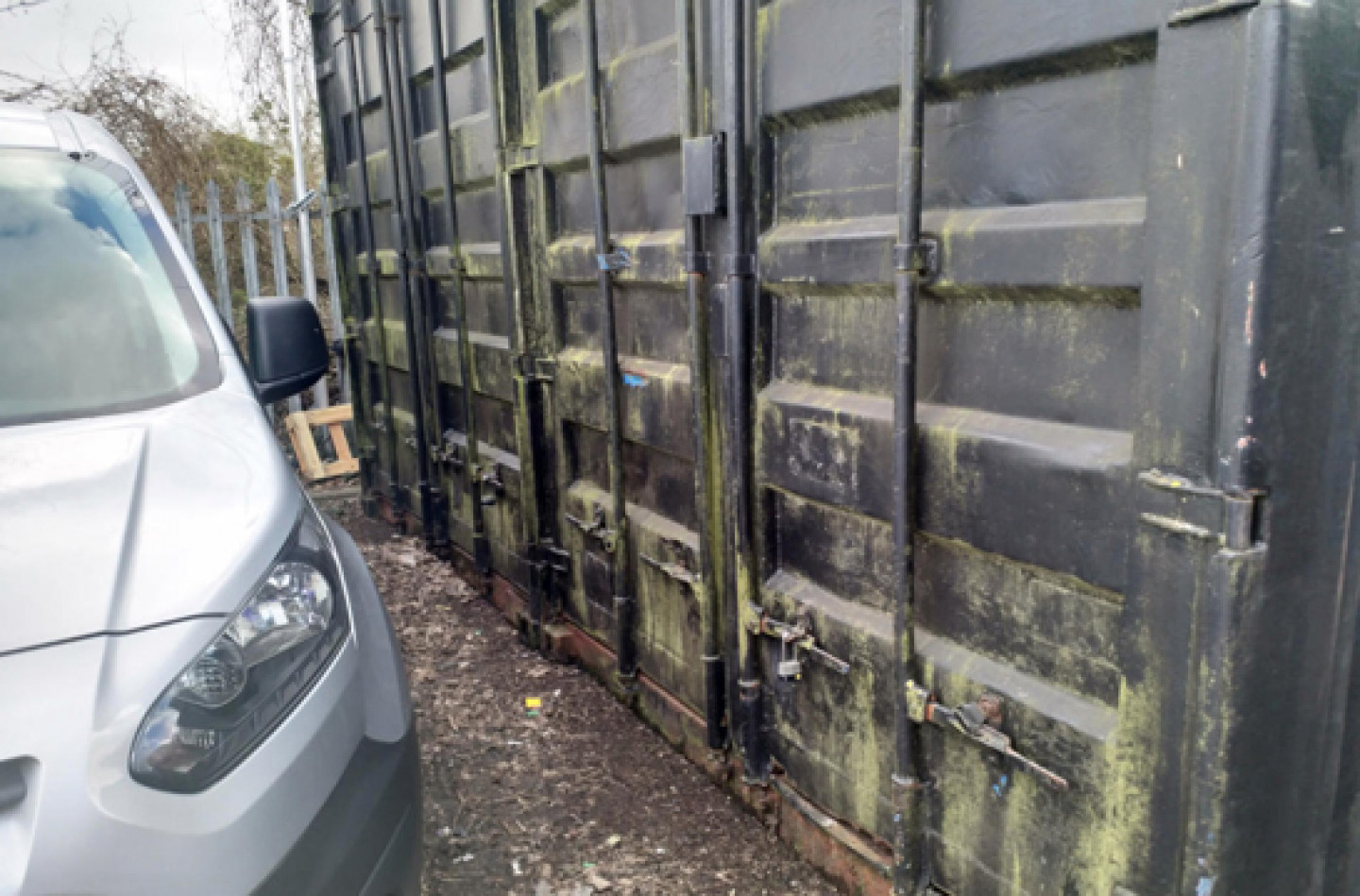 Container Disposal End of Tenancy