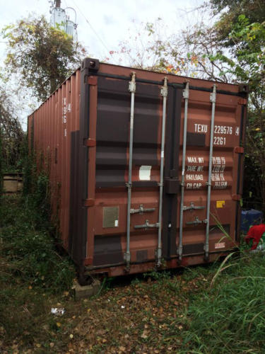 Shipping container removal, shipping container disposal, shipping container scrap. Removal of shipping container, Disposal of shipping container0002