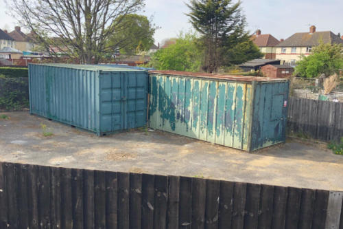 Shipping container removal, shipping container disposal, shipping container scrap. Removal of shipping container, Disposal of shipping container033 (1)